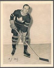 1945-54 Quaker Oats Photo Toronto Maple Leafs #37B Nick Metz/Home Still