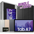 """Samsung SM-T500 Galaxy Tab A7 10.4"""" WiFi Tablet Bundle + Case and SD Memory Card"""