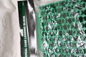 NEW RCBS 09452 Universal Case Loading Block
