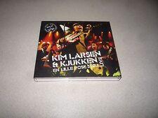 KIM LARSEN & KJUKKEN : EN LILE POSE STOJ - DVD + DOUBLE CD