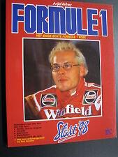 Book Formule 1 Start 1998 door Anjes Verhey (Nederlands)