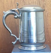 Mike Spike Edwards Motorcycle racing 1st place trophy tankard custom engraved