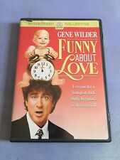FUNNY ABOUT LOVE DVD WIDESCREEN COLLECTION GENE WILDER