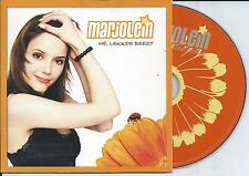 MARJOLEIN - He, Lekker beest CD SINGLE 3TR Eurodance 2007 REGI PENXTEN MILK INC