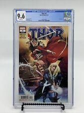 Marvel Comics Donny Cates Thor 4 Graded First Print Black Winter CGC 9.6