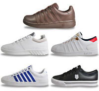 K Swiss Mens Classic Heritage Retro Vintage Trainers From £19.99
