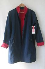 Womens Black Pepper sz 10 Reversible Coat Pymble Jacket