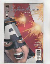 Captain America (2002) #7 VF 8.0 Marvel Comics