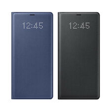 Original Samsung Official Galaxy Note8 / Note9 LED View Flip Cover Case NEW