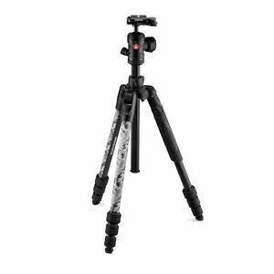 Manfrotto Befree Advanced Camo Rock Grey Travel Tripod - New Edition