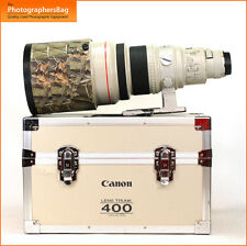 Canon EF 400mm F2.8L USM Pro Lens & Genuine Hard Case + Free UK Postage