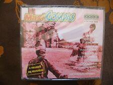 COFFRET 4 CD MAXI COMPAS - Le Meilleur De La Musique D'HAITI / 8455782   NEUF