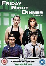 NEW - Friday Night Dinner - Series 2 [DVD] 5014138608088