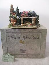 """Lilliput Lane L2194 """"Peaceful Pastimes"""" New in excellent condition with deed"""