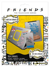 FRIENDS HOW YOU DOIN? TECH STICKERS PACK (37) NEW 100% OFFICIAL MERCH