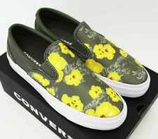 NIB CONVERSE Men's One Star Paradise Floral Green Slip-On Sz 11.5 Sneakers Shoes