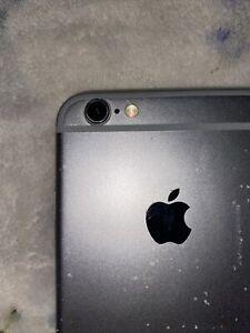 Apple iPhone 6s - 64GB - Silver (Straight Talk) A1688 (CDMA + GSM)