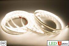 LEDupdates LED Strip Tape Light 4000K Natrual 90 CRI 2216 LED Light + UL power