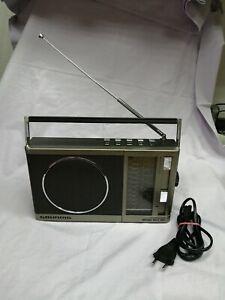 Vintage Grundig Music Boy 160 Portable Radio