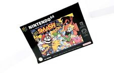 Super Smash Bros. (Nintendo 64, 2002) - European Version