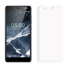 2 x Nokia 5.1 Screen Protectors For Mobile Phone - Glossy Cover