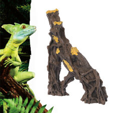 A Shape Reptile Branches Resin Aquarium Decoration Natural Driftwood fr Climbing
