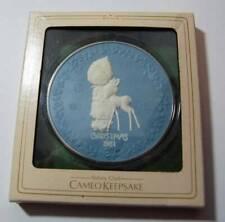 Hallmark Keepsake Ornament- Cameo - Betsey Clark -1981- Iob