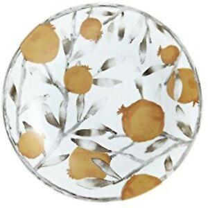Michael Aram Pomegranate Tidbit Plate, Multicolor
