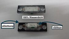 TOP PREMIUM LED Kennzeichenbeleuchtung VW T5 T6 Caddy 3 4 Jetta Passat 3C B6 3BG