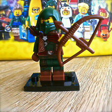 LEGO 71013 Minifigures SERIES 16 FOREST ROGUE #11 SEALED Minifig Archer bow arro