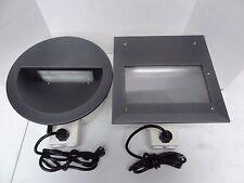 Cooper Lighting Invue Solas Recessed Light Fixtures Lot Square Flush Round Scoop