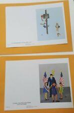 Annie Lee 6 Family Prayers & 6 President Obama Blank Note Cards &12 Envelopes