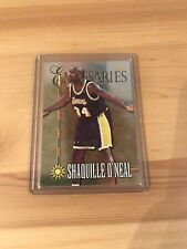 *SHAQ* SHAQUILLE O'NEAL 1998-99 Topps Emissaries #E8 Los Angeles Lakers CARD