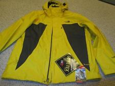 North Face Mountain Light Zip-in Compatible Goretex Mens Waterproof Jacket NWT L