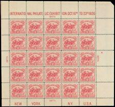 US SCOTT #630 WHITE PLAINS Souvenir Sheet, Mint-VF/XF-OG-NH PRISTINE! garyposner