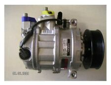 For Audi Q7 2007-2010 A/C Compressor w/ Clutch OE Denso