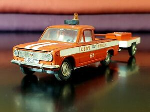 1:43 VAZ 2101 A17 Zhiguli LADA Firefighter Custom conversion USSR CCCP