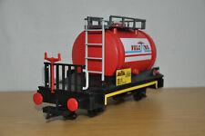 Playmobil Eisenbahn Waggon Tankwagen Volcano 4024 / 6309 für LGB +  RC Train