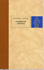 ROBINSON CRUSOE, par Daniel DEFOE, Editions de L'ERABLE