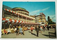Berlin Germany 1970s Cafe Kranzler Postcard F13