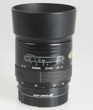 Sigma 3,5-4,5/28-70mm Zoomobjektiv #3260644 (Minolta AF / Sony Alpha-Bajonett)