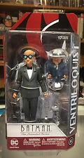 Batman The Animated Series The Ventriloquist w Scarface action figure