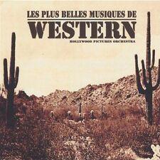 ORIGINAL SOUNDTRACK - LES PLUS BELLES MUSIQUES DE WESTERN NEW CD
