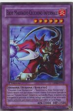 YU GI OH - EROE MALVAGIO CECCHINO INFERNALE - DP06-IT012 - SUPER RARA