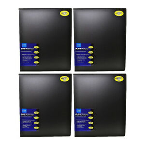 """Itoya EV-12-5 Art Profolio Evolution 5x7"""" 24 Sheets for 48 Pictures 4 Pack"""