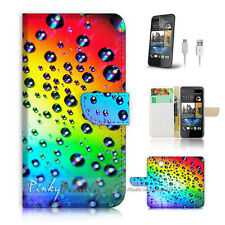 ( For HTC Desire 310 ) Case Cover! Abstract Pattern P0141