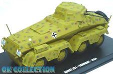 1:43 Military Model SDKFZ 231 (Germany 1944) _ DeAgostini (11)