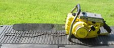 McCulloch Chainsaw 550 Vintage 63436 (Runs But Needs New Carburetor Kit) RARE