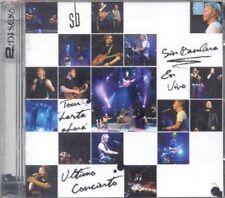 Sin bandera Hasta Ahora En Vivo En El Au CD+DVD New Nuevo Sealed
