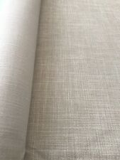 John Lewis Upholstery Hessian Look Fabric Dark Putty 5.80 Metres Long remnant
